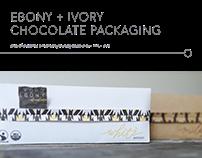 Ebony + Ivory Chocolate