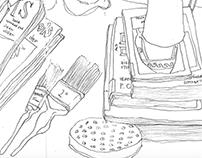 May Sketchbook