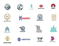 Boldflower Design Studio - Logos Volume 12