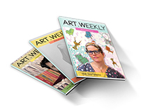 ART.WEEKLY | Editorial Design