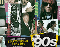 The 90's: The Last Great Decade?