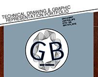 Technical Drawing & Graphic Representation Portfolio