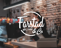 Farstad & Co. Visual Identity