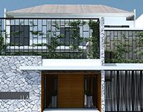 Lamandau House