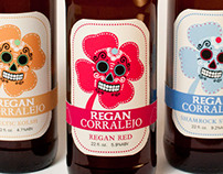 Regan Corralejo Beer Label