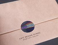 CATC Design School Exhibition Invitation 2012