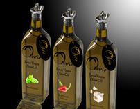 Olivio Olive Oil Bottles