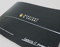 Passione & Colori -  Logo e brochure