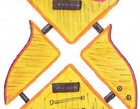 X guitar