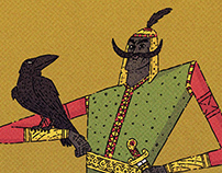 arabian folk hero (Abu Zaid Al Helaly)