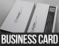 Web Shutter Business Card