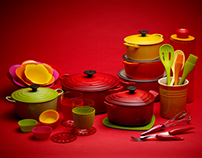 Cooking with Colour