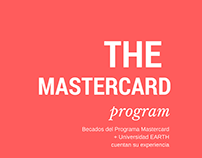 The Mastercard Program
