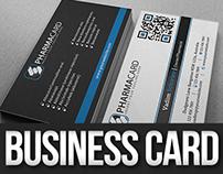 Pharma Business Card