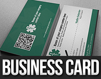Surgeon Anesthesiologist Business Card