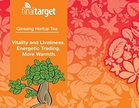 Tea Packaging - Gift box MCG