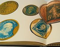 Postage Stamp Design Chapbook