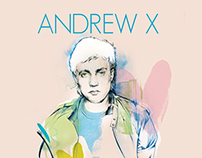 Young Hearts by Andrew X Album Art