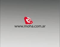 Catalogo Moha - Diseño de calzado y gráfico-