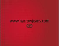 Catalogo de Narrow Unltd-Diseño de calzado y gráfico.