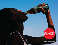 Coca Cola: Taste the feeling