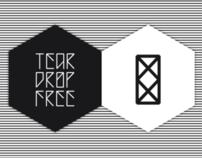 Teardrop - Free font