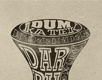 print Darbuka
