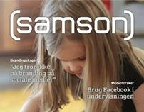 Mediemagasinet SAMSON