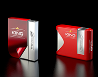The King - Freshpak campaign