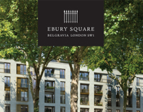 Ebury Square – Marketing Collateral