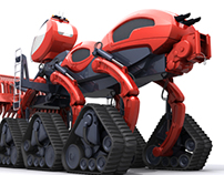 Marauder Dozer Concept