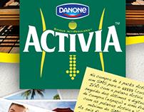 Danone Activia Promo