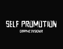 SELF PROMOTION WEB & RESUME