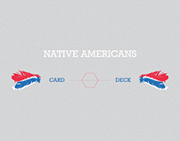 Native Americans - Card Deck - Part One