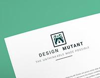 Design Mutant : Identity Design