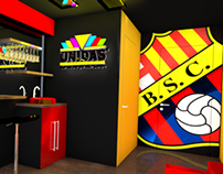 Suite Barcelona Sporting Club