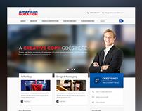 Durafilm Website Design