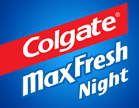 Colgate Max Fresh Night