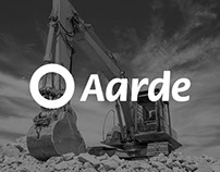 Aarde Construction Brand Identity