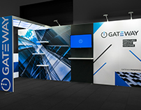 GATEWAY portable showroom display