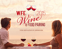 Wine & Food Pairing Posters