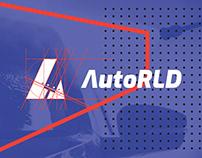AutoRLD Car Wash and Detailing Brand Identity Design...