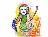 Electronic Monkey