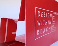 Design Within Reach Brochure Design