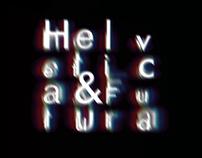 Experimental typographic combinations