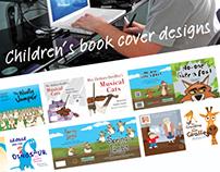 Children's Book Cover designs