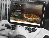 IMPONENTE PIZZA & PASTA WEB DESIGN