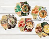 Frozen Soup Packaging