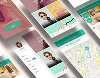 UX/UI iOS App Design
