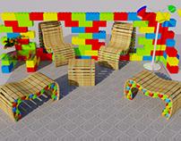 iBLOCKz Lounge